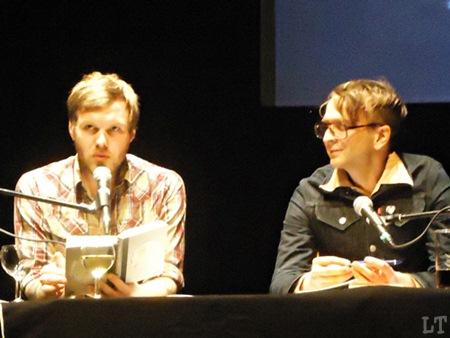Nagel & Linus Volkmann in Mainz - Foto: Arabell Walter