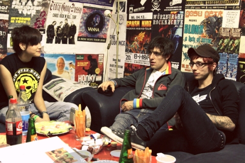 Im Interview: Itchy Poopzkid - Foto: Yase - http://yasesart.de/