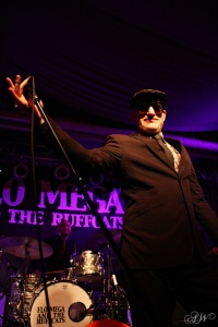 Flo Mega live in Frankfurt - Foto: Arabell Walter