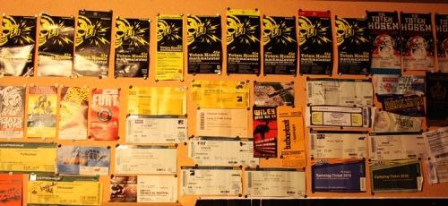 Konzerte über Konzerte...
