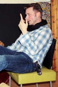 Alex & Purgen von den Donots im Lieblingstape Interview - Foto: Ully Pröschild
