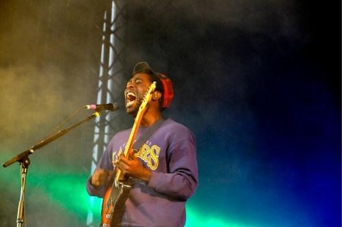 Bloc Party @ Love&Peace 2012