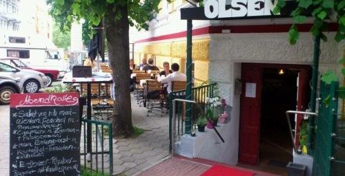 Das Olsen in Hamburg - Quelle:  https://www.facebook.com/restaurantolsen