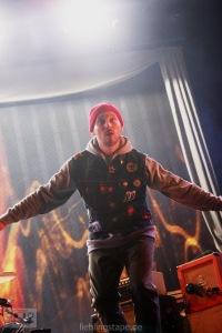 Beatsteaks @Taubertal 2012 - Foto: Arabell Walter