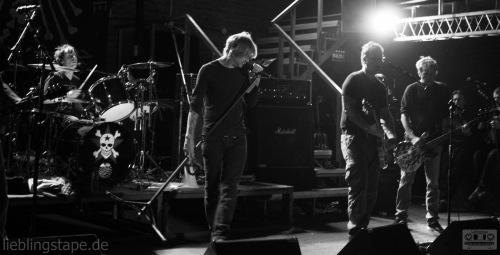 Die Toten Hosen beim Soundcheck in Salta - Foto: Arabell Walter