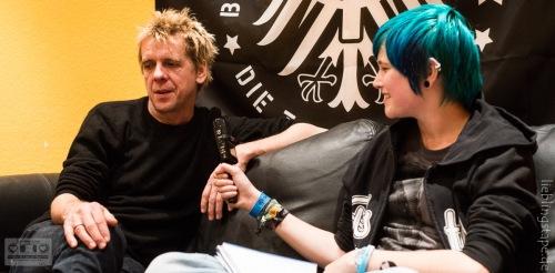 Lieblingstape im Interview mit Andi Meurer von den Toten Hosen - Foto: Kevin Winiker