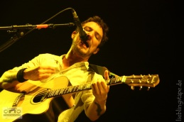 Frank Turner in Hamburg - Foto: Arabell Walter