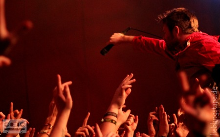 Enter Shikari live in Köln - Foto: Joscha Häring
