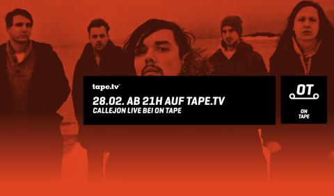Callejon live @ ontape