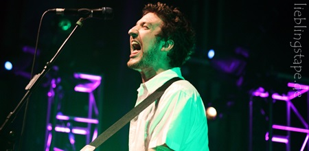Frank Turner in London, Forum - Foto: Arabell Walter