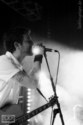 Frank Turner & The Sleeping Souls in London, Forum - Foto: Arabell Walter
