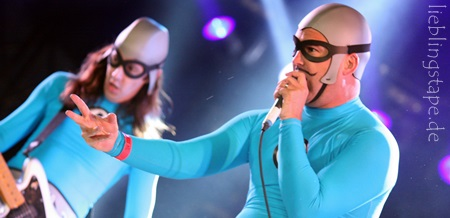The Aquabats! at Groezrock 13 - Foto: Arabell Walter